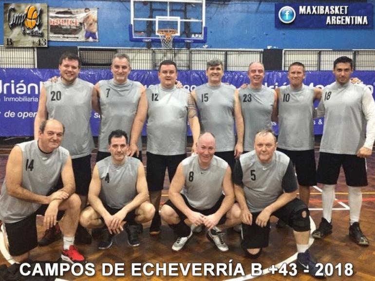 Campos de Echeverría B +43