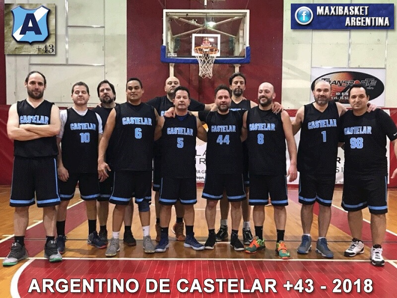 Argentino de Castelar +43