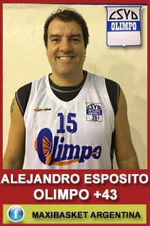 Alejandron Esposito - Olimpo +43
