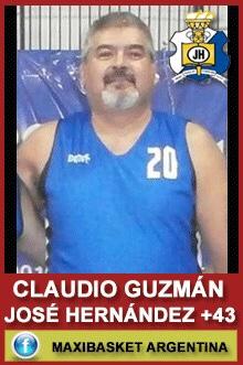 Claudio Guzman - José Hernández +43