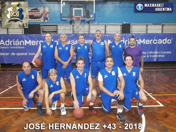 José Hernández +43