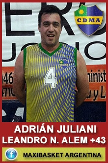 Adrian Juliani - Leandro N. Alem +43