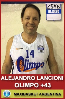 Alejandro Lancioni - Olimpo +43