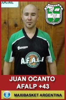 Juan Ocanto - AFALP +43
