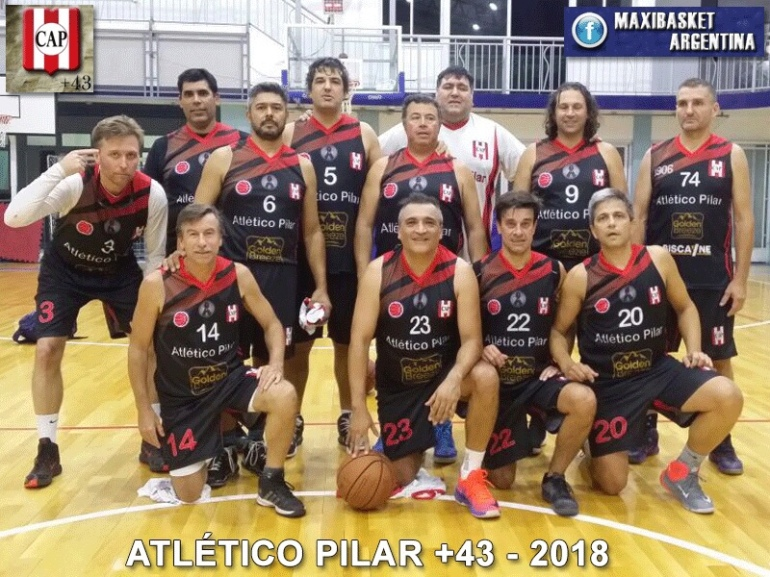 Atlético Pilar +43