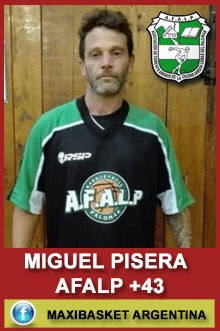 Miguel Pisera - AFALP +43