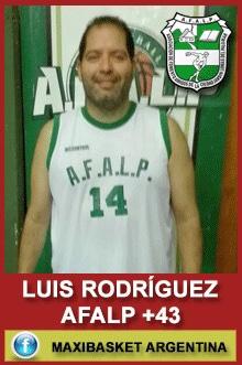 Luis Rodriguez - AFALP +43