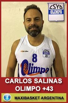 Carlos Salinas - Olimpo +43