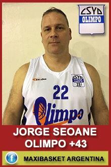 Jorge Seoane - Olimpo +43