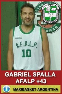 Gabriel Spalla - AFALP +43
