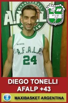 Diego Tonelli - AFALP +43