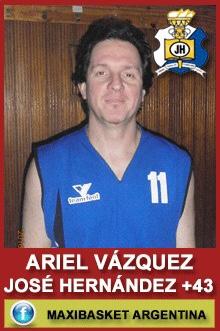 Ariel Vaszquez - José Hernández +43