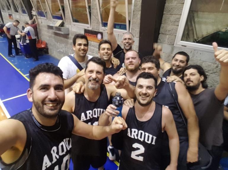 Arquitectura +35 - victoria vs Buchardo