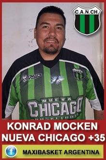 Konrad Mocken - Nueva Chicago +35