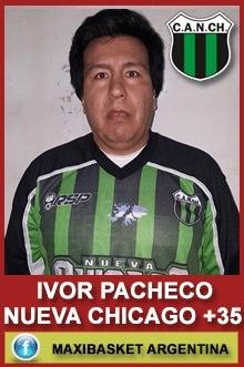 Ivor Pacheco - Nueva Chicago +35