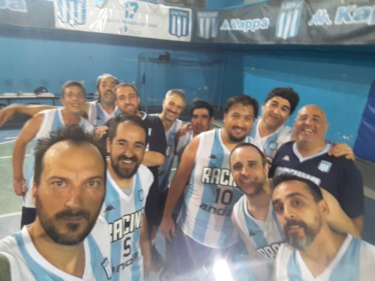 Esperanzas 3518 - Racing +35 - Victoria vs Argentinos