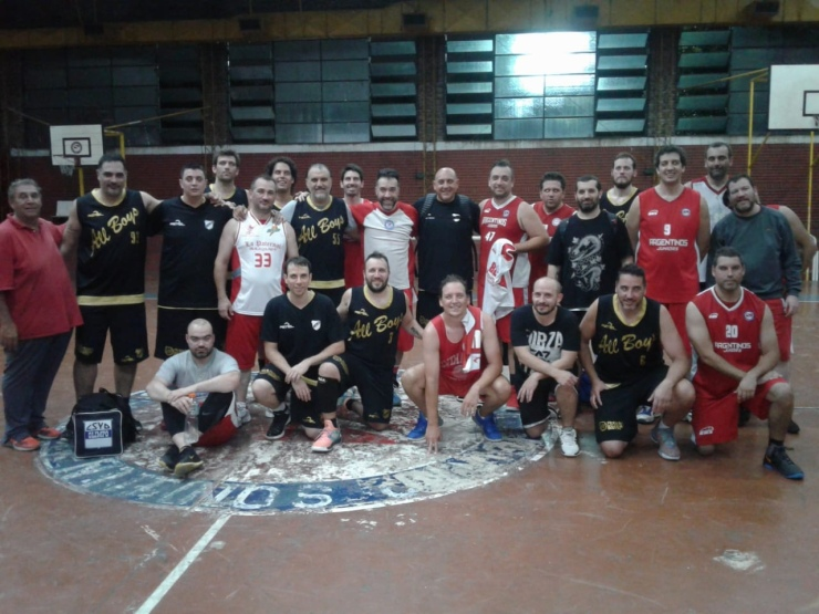Esperanzas 3518 - Argentinos Jrs +35 vs All Boys +35