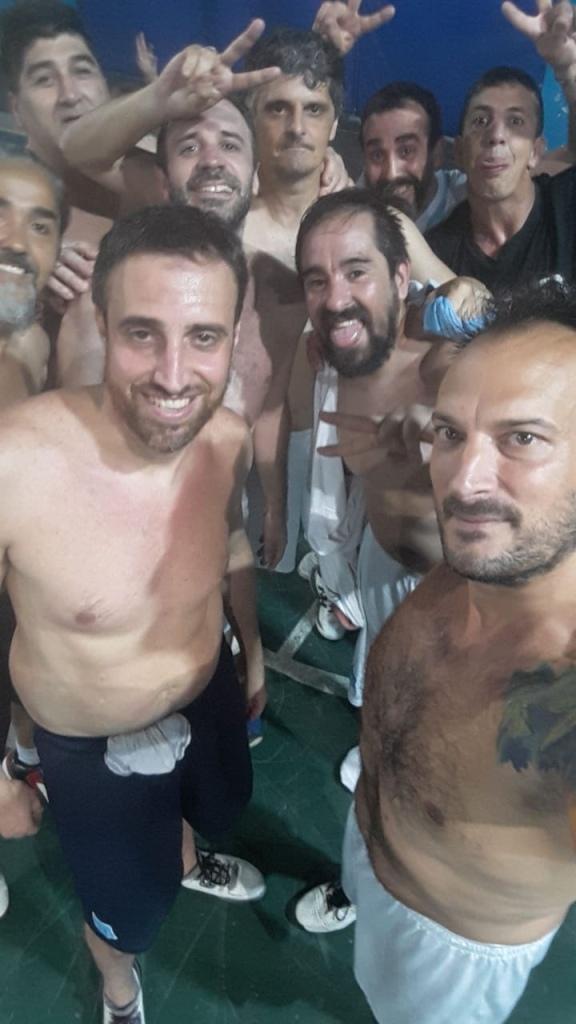 Esperanzas 3518 - Racing +35 - Victoria vs Villa Mitre