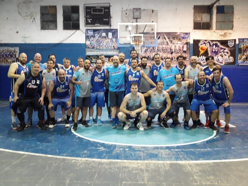 Olimpo +35 vs DSL +35 - 3° Puesto +35B 2018