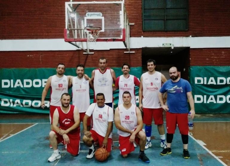 Esperanzas 3518 - Argentinos Jrs +35 - Partido vs Mitre