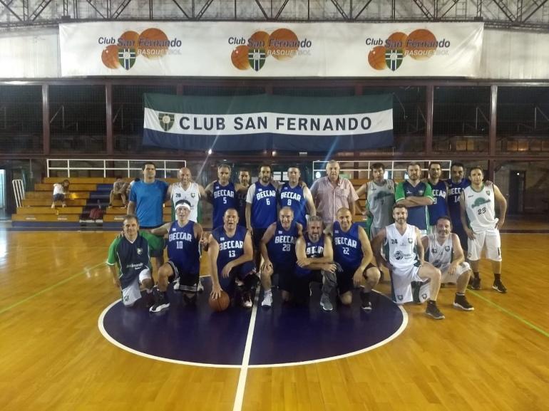 Esperanzas 4318 - San Fernando +43 vs Beccar +43
