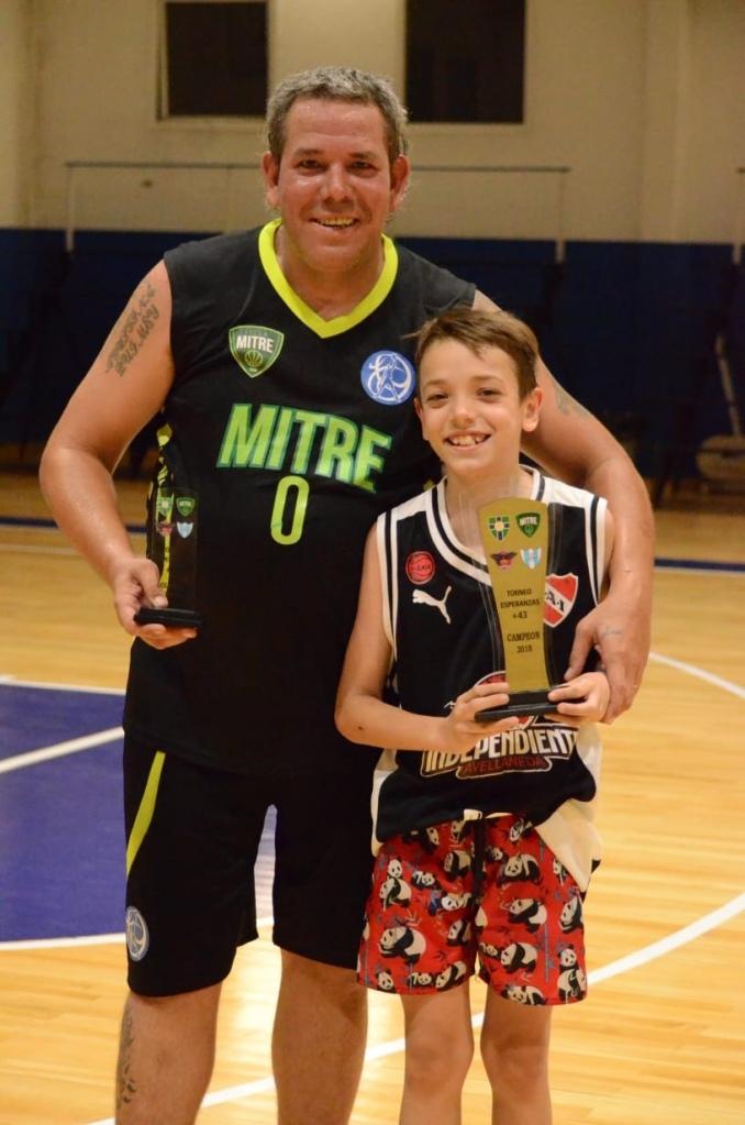 Esperanzas 4318 - Villa Mitre +43 - Juampi Rodill Goleador del Torneo