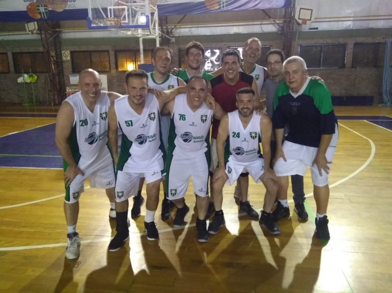 Esperanzas 4318 - San Fernando +43 - Triunfo vs Victoria