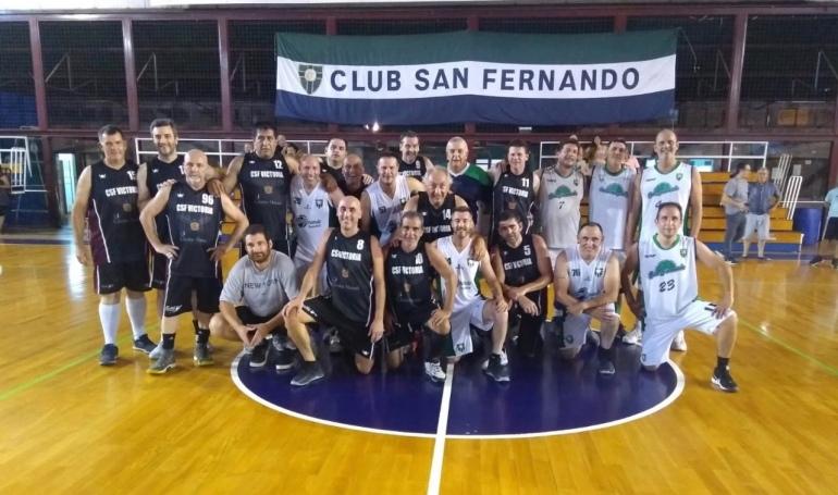 Esperanzas 4318 - San Fernando +43 vs Victoria +43