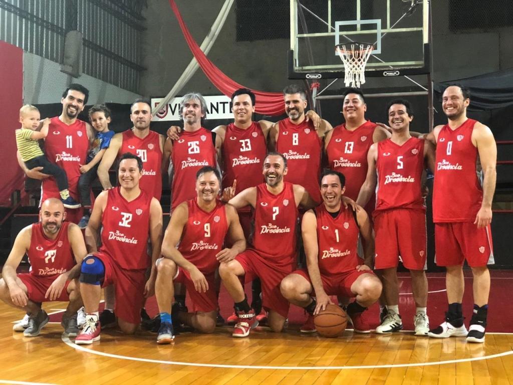 Banco Provincia +35 - Después de ganar la final vs Arquitecura