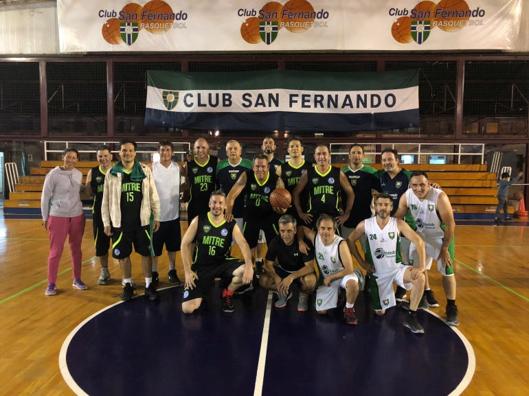 Esperanzas 4318 - San Fernando +43 vs Villa Mitre +43