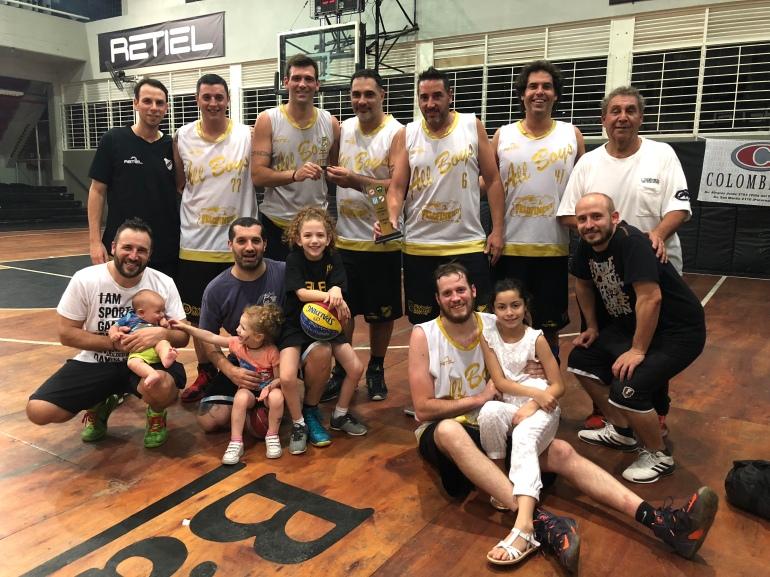 Esperanzas 3518 - All Boys +35 - Campeón