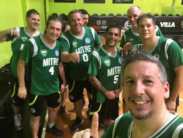 Esperanzas 4318 - Villa Mitre +43 triunfo vs Victoria